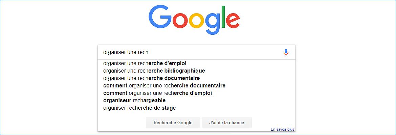 Préambule Google