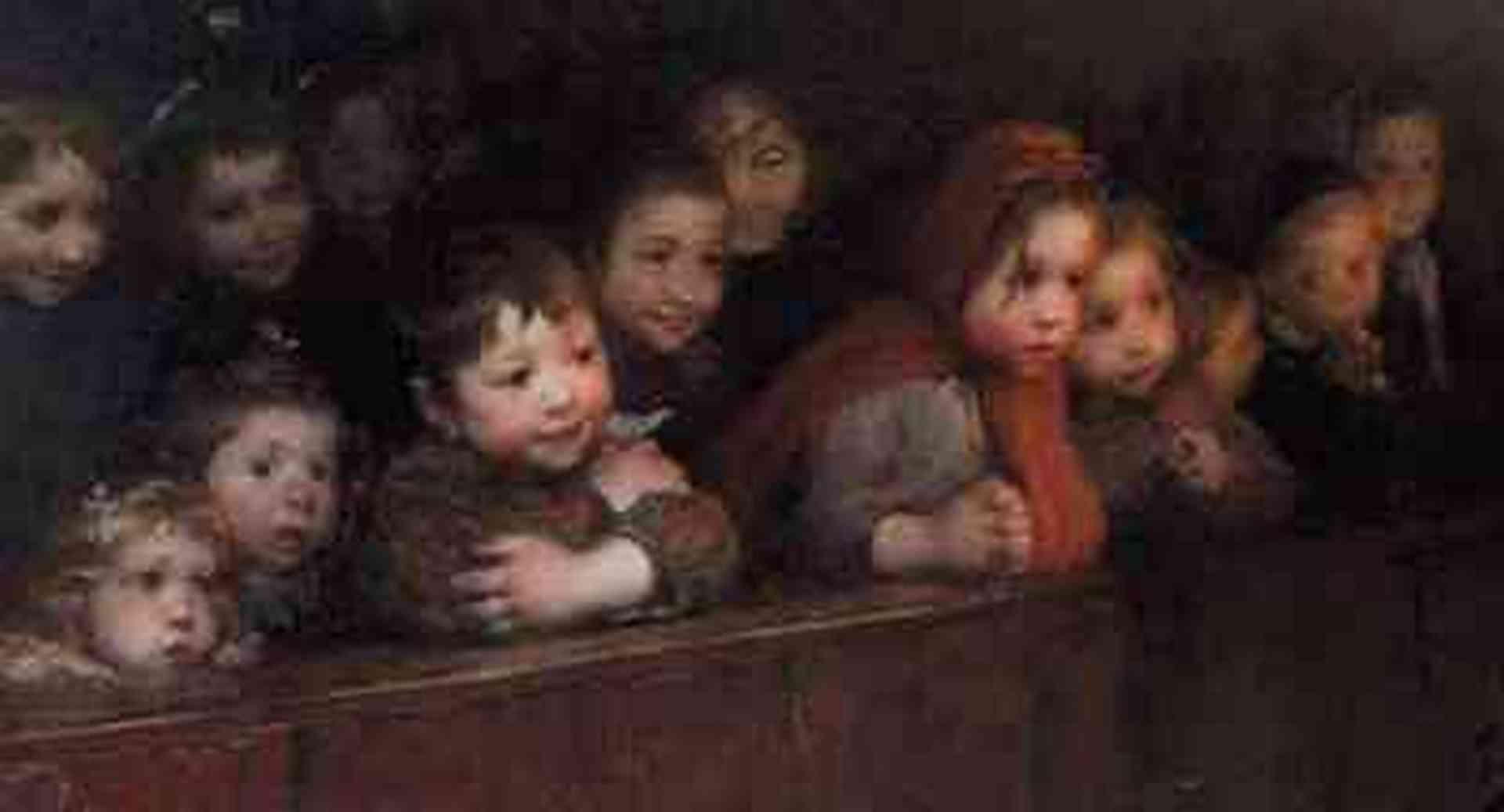 L'Enfance – Henry Jules Jean Geoffroy